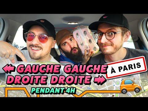 GAUCHE GAUCHE DROITE DROITE : LE JEU (avec Freddy et Anis)