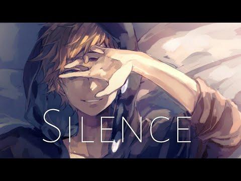 ✮ Nightcore →「Silence」☆Cover☆    Lyrics