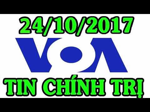 Thời sự Chính Trị Việt Nam VOA 24/11/2017