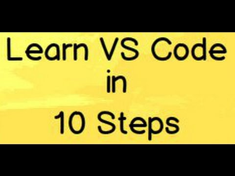 learn-(vs-code)-visual-studio-code-in-10-steps-for-beginners