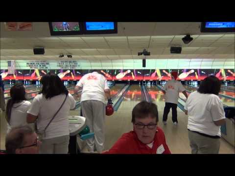 Special Olympics Delaware Bowling Competition