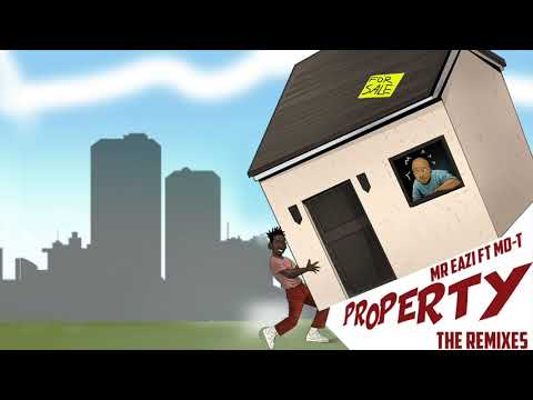 "Mr Eazi – ""Property"" feat. Mo-T (Coldabank Remix) (The Remixes)"
