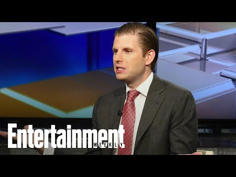 Eric Trump Suggests Ellen DeGeneres Is Part Of The 'Deep State' | News Flash | Entertainment Weekly