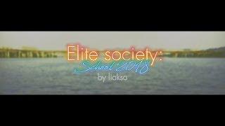 ►  Элитное общество: Школа 2018   ◄Fanfic-teaser   BTS x BLACKPINK x IKON x GOT7 x RED VELVET