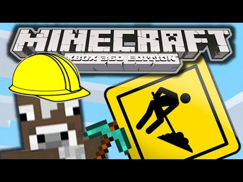 Minecraft (Xbox 360) - LEMON AT WORK! - Part 7 - [Let's Play]