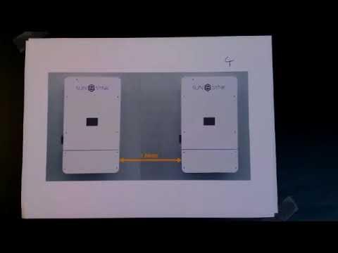 Basic understanding of the Sunsynk inverter