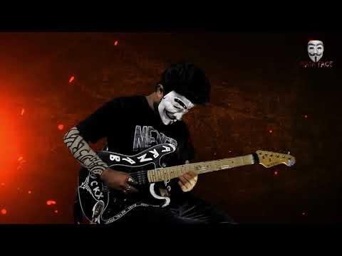 Slash – Anastasia Guitar Cover By Mask Face