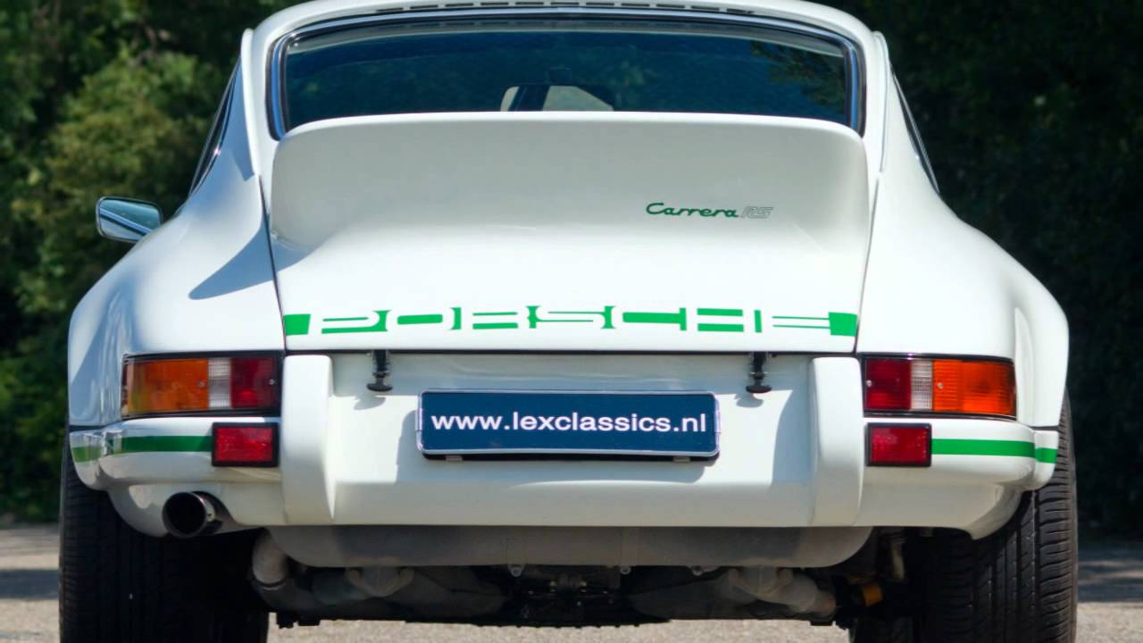 1973 porsche 911 27 carrera rs hd photo video with fantastic 1973 porsche 911 27 carrera rs hd photo video with fantastic engine sounds vanachro Choice Image