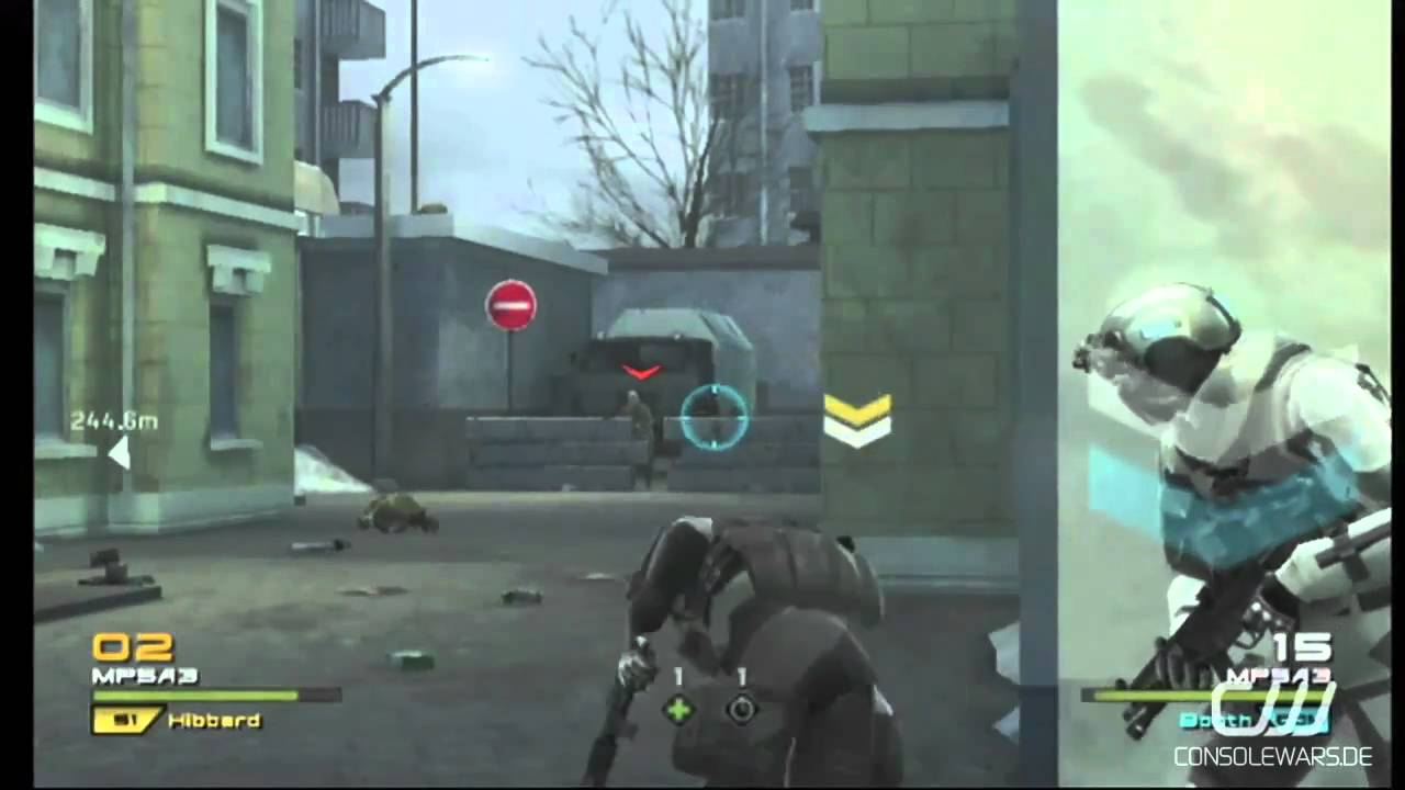 first look: ghost recon: future soldier [wii] - youtube