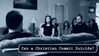 Can a Christian Commit Suicide? - Tim Conway