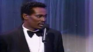 Luther Vandross: A House Is Not A Home - Live 1988 NAACP Image Awards