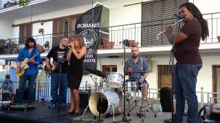 Custom Radio + Diana Valerie (Amy Winehouse) - El Bareto del Gordo