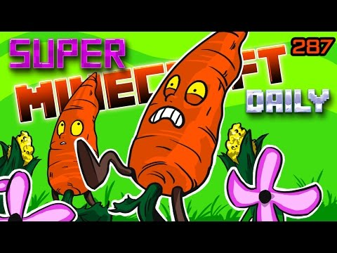 THE WORST PLACE IN ALL MINECRAFT!!! | Super Minecraft Daily | Ep.287