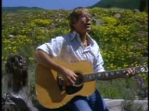 Sunshine on My Shoulders-John Denver