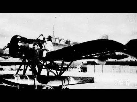 Japan bombs US mainland - 9/9/1942