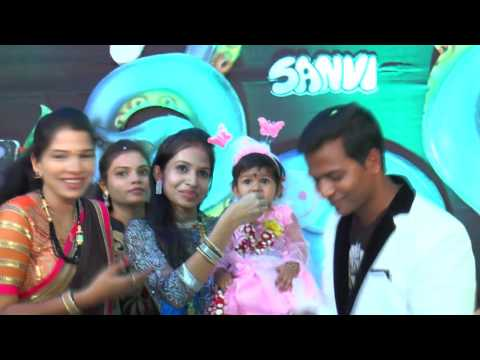 Sanvi birthday video highlight