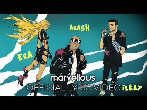 ilkay-sencan,-era-istrefi,-arash-–-no-maybes-(official-lyric-video)