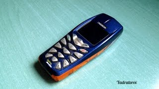 Nokia 3510i retro review (old ringtones, wallpapers,games...)