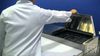Turbo Air Pizza Prep Table Video (tpr-93sd)