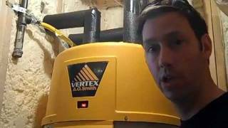 AO Smith Vertex Water Heater Review