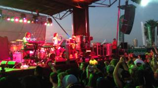 Stick Figure - Vibes alive (live at Shoreline Jam 2014)