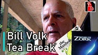 Bill Volk of Return to Zork and Activision fame | Retro Tea Break