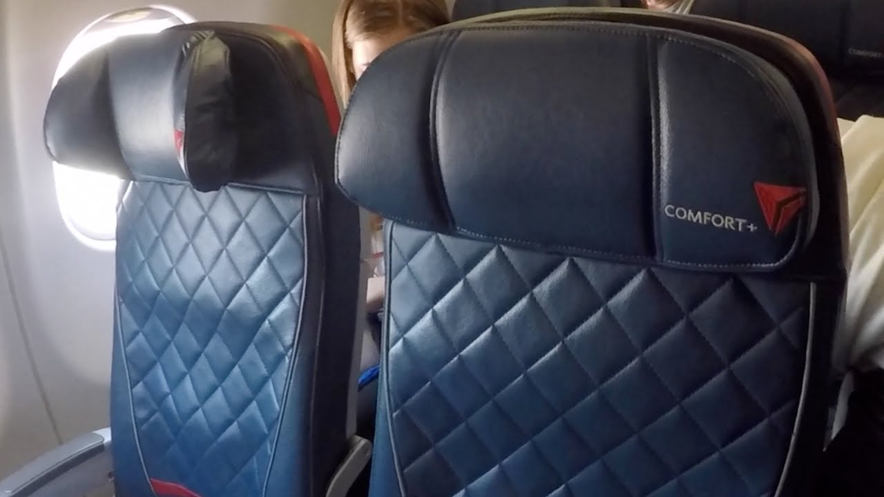 Flight Report ATH-JFK Delta Economy Comfort Plus A330-300 (Athens to New  York)