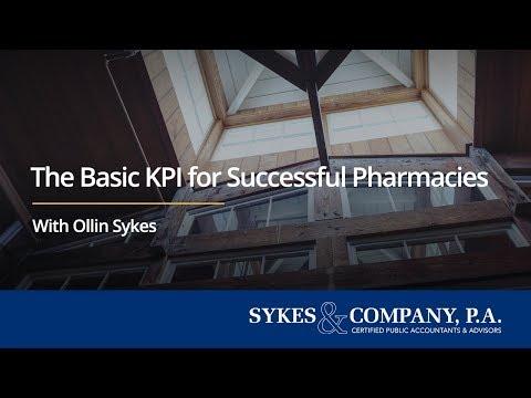 The Basic KPI For Successful Pharmacies