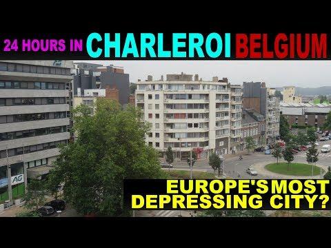 A Tourist's Guide to Charleroi, Belgium
