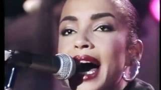 Sade Why Can We Live Together Live 1984