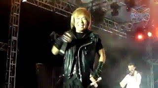 (Live) Akira Kushida Feat. Familia Lima - Uchuu Keiji Sharivan