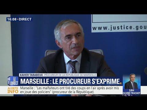"""Procureur de la République de Marseille: """"Nous sommes sur la piste d'un narco-banditisme de cité"""""""