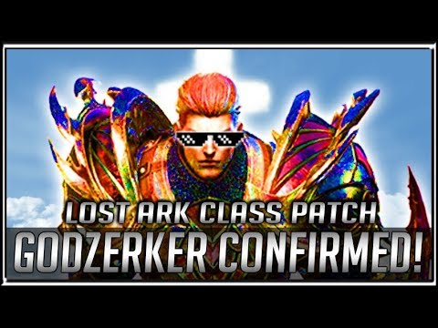 Godzerker Confirmed! Class Balance Patch Impressions - Lost Ark Gameplay Open Beta
