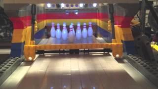 Lego Bowling Lane 4.0