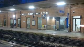 CityNightLine CNL484 Roma Termini - München Hbf (Deluxe sleeping car) April 2016