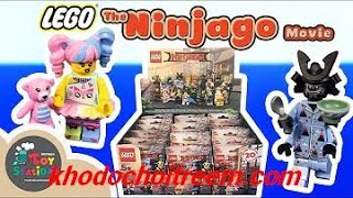 Cách lắp ráp hoàn chỉnh rôbôt lêgô - Đồ chơi lego bán ở đâu