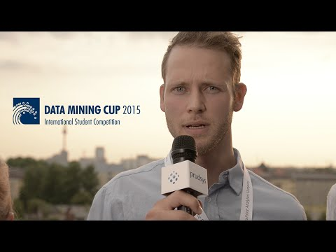 DATA MINING CUP 2015 -  Interview With The Winning Team