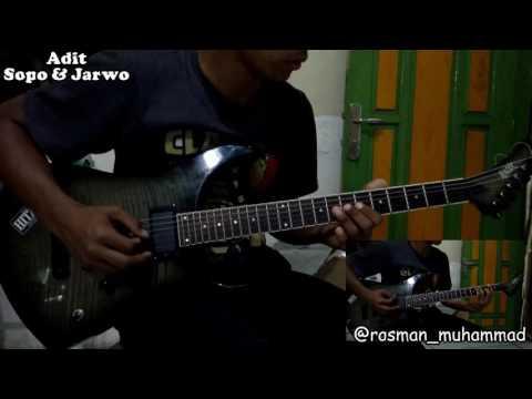 Hebatnya Persahabatan (Cover Gitar)