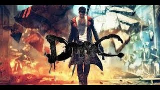 dmc devil may cry 鬼泣5 mission 01 中文劇情