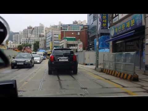 Driving in Korea - Incheon airport to Seoul Part 2