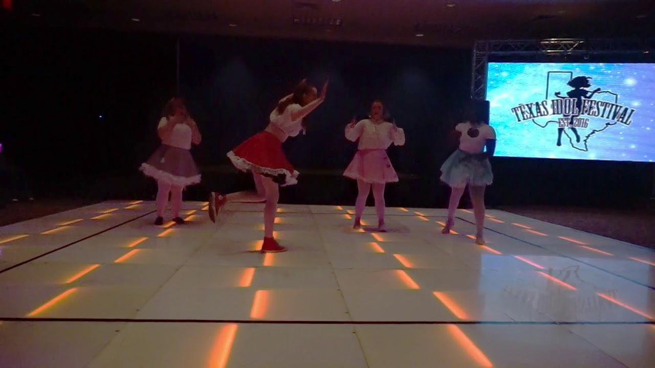 【HanranHime】Rabbit Dance Cover 【Texas Idol Festival at San Japan 2018】