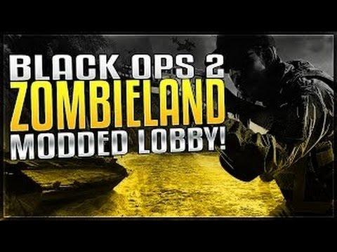 COD BLACK OPS 2 XP/CAMO & ZOMBIELAND LOBBY W/ SUBSCRIBERS!! (Xbox one/Xbox 360)