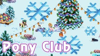 Игра Pony Club (запись стрима 05.01.2019)