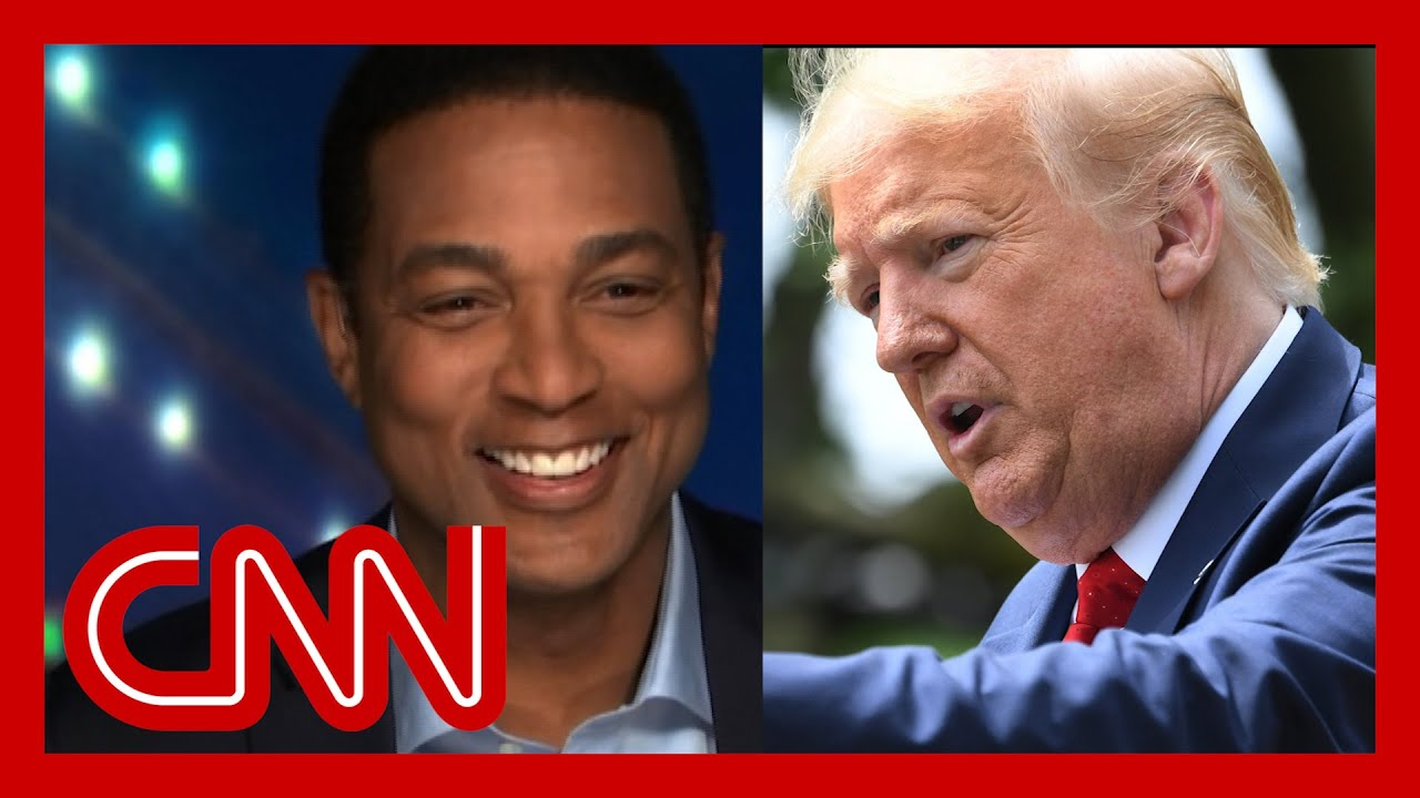Trump says he made Juneteenth famous. See Lemon's reaction.