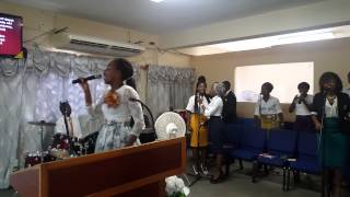 MK - Arugbo Ojo (Ancient Of Days) , performed by The RCCG Manifestation Parish choir, St Kitts.