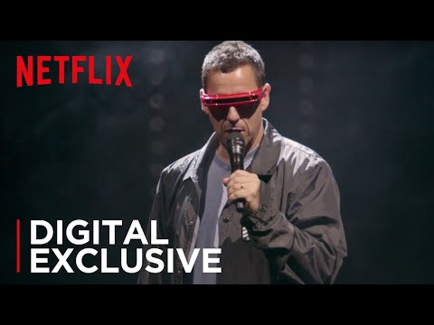 Adam Sandler: 100% Fresh | UFC Ears Official Music Video [HD] | Netflix