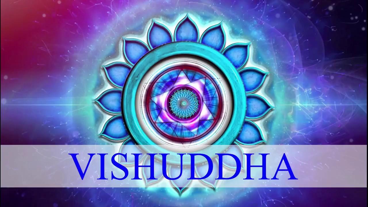 Сольфеджио 741Hz. 5-я чакра Вишудха. Пробуждение интуиции. Открытие Самовыражения и Предназначения