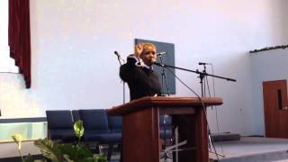 Prophetess Bernadine Bell-McGhee