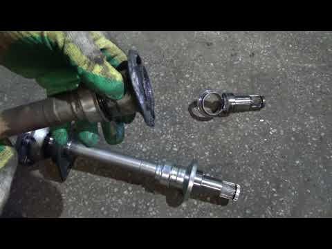 Фольксваген Т4 2.5 тди ACV правый приводной вал