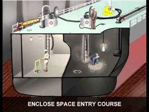 ENCLOSE SPACE ENTRY COURSE